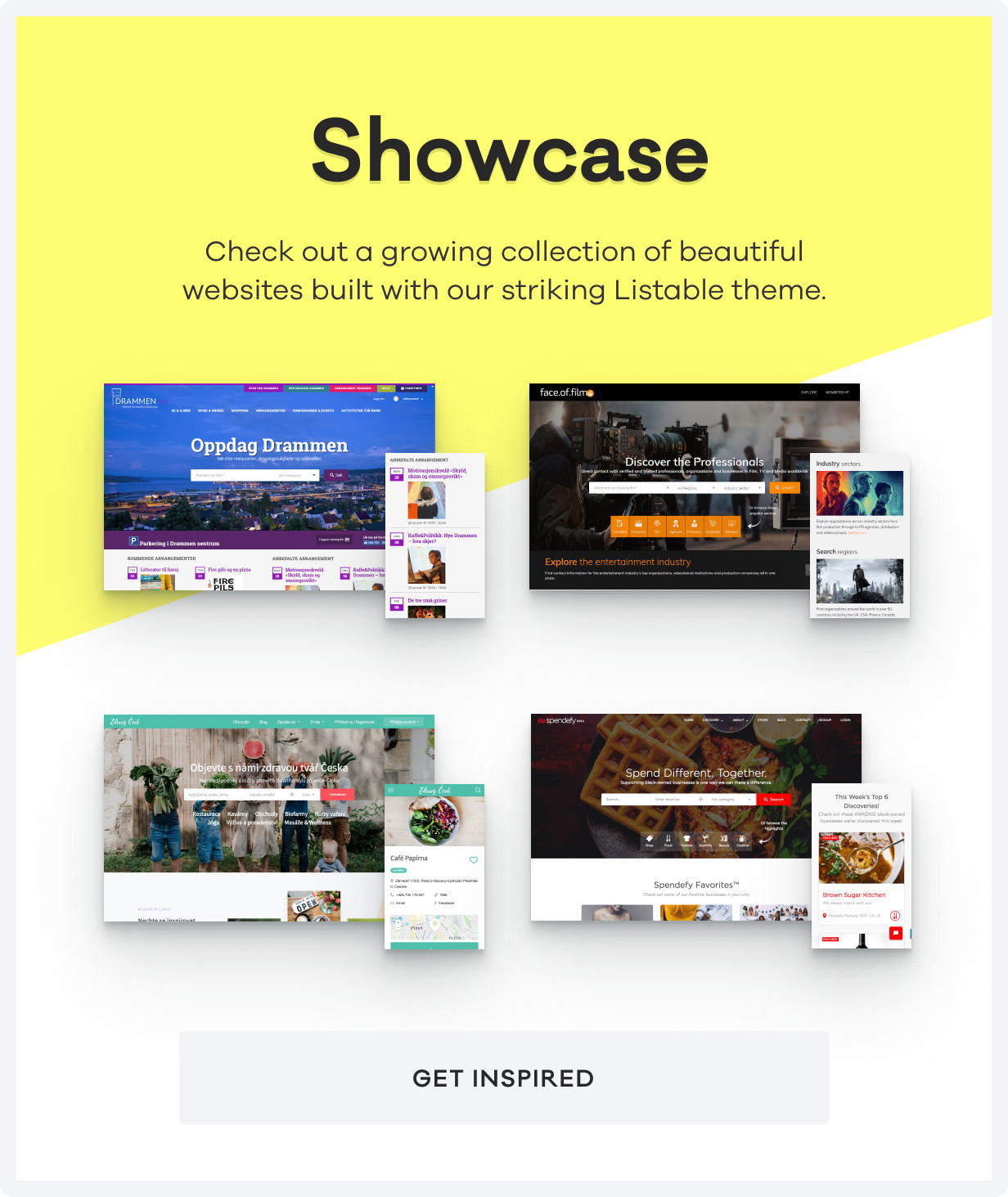 LISTABLE – A Friendly Directory WordPress Theme - 6