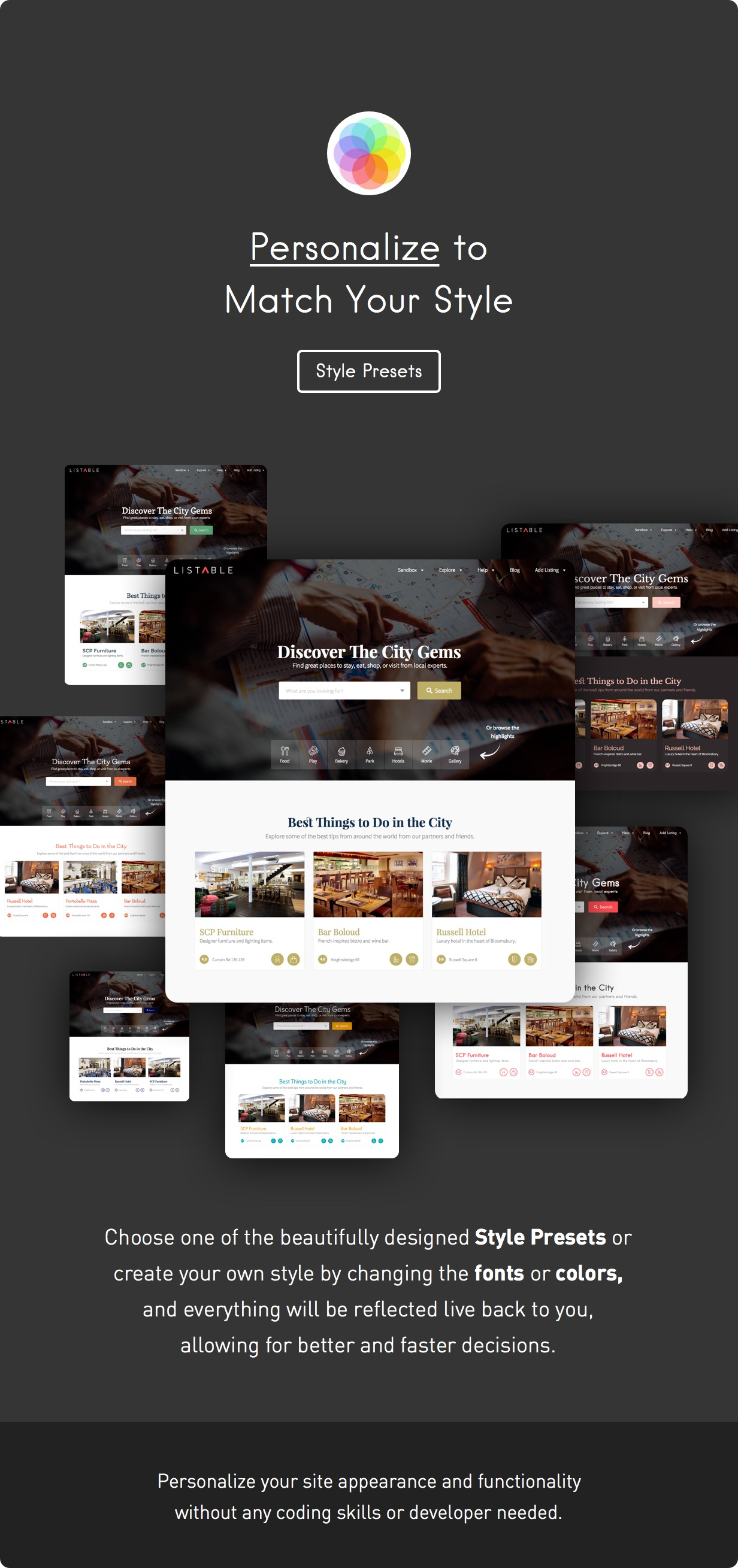 LISTABLE – A Friendly Directory WordPress Theme - 10