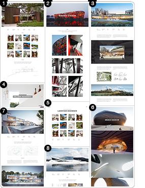 MIES - An Avant-Garde Architecture WordPress Theme - 4