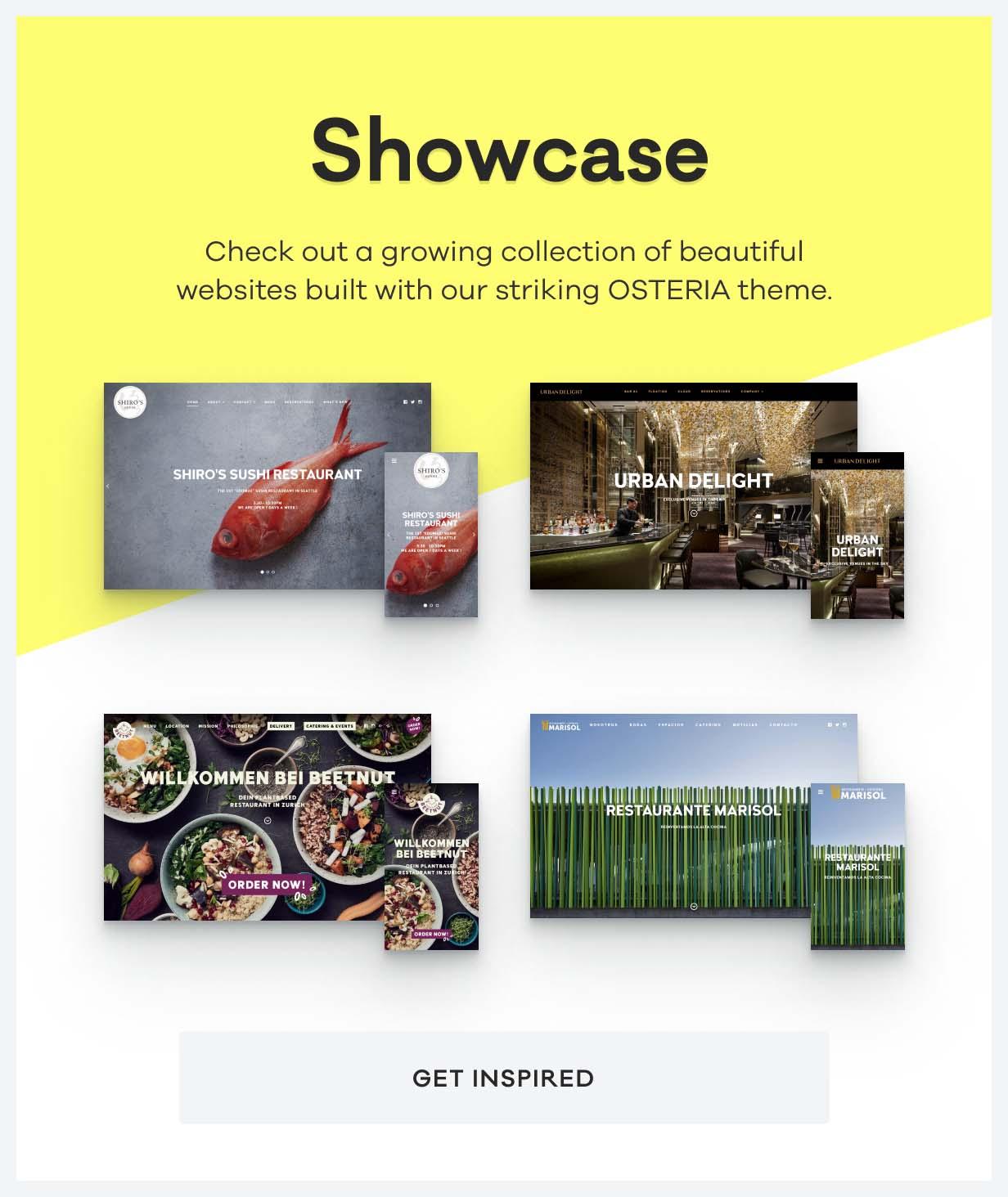 Osteria - An Engaging Restaurant WordPress Theme - 12