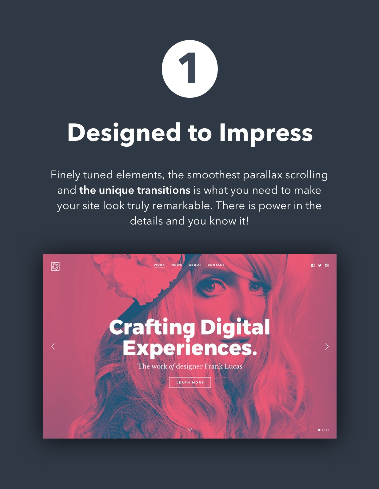 PILE v2.2.2 – An Uncoventional WordPress Portfolio Theme 2 » NWScripts