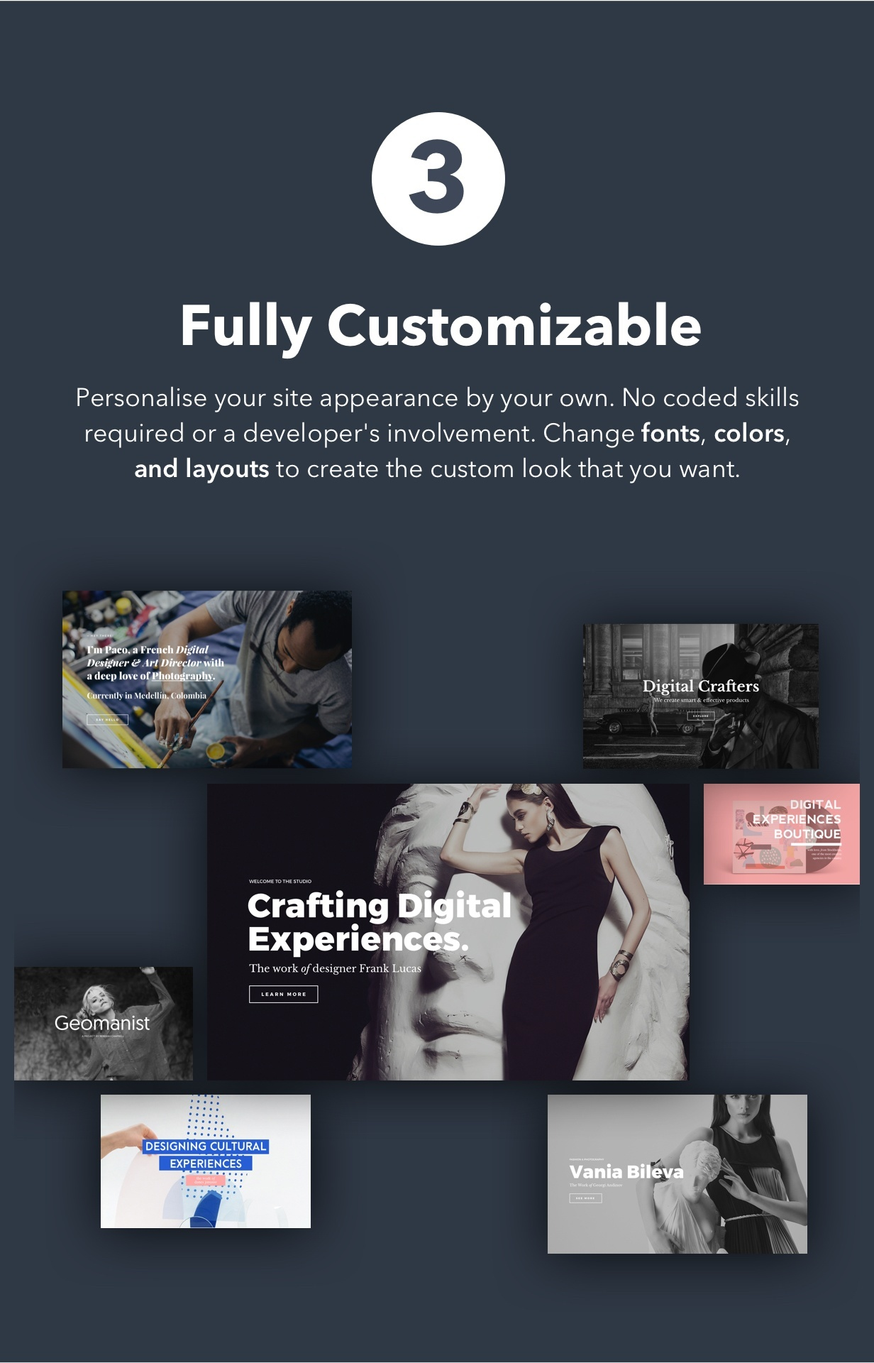 PILE v2.2.2 – An Uncoventional WordPress Portfolio Theme 3 » NWScripts