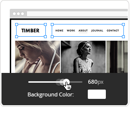 TIMBER – An Unusual Photography WordPress Theme - 13