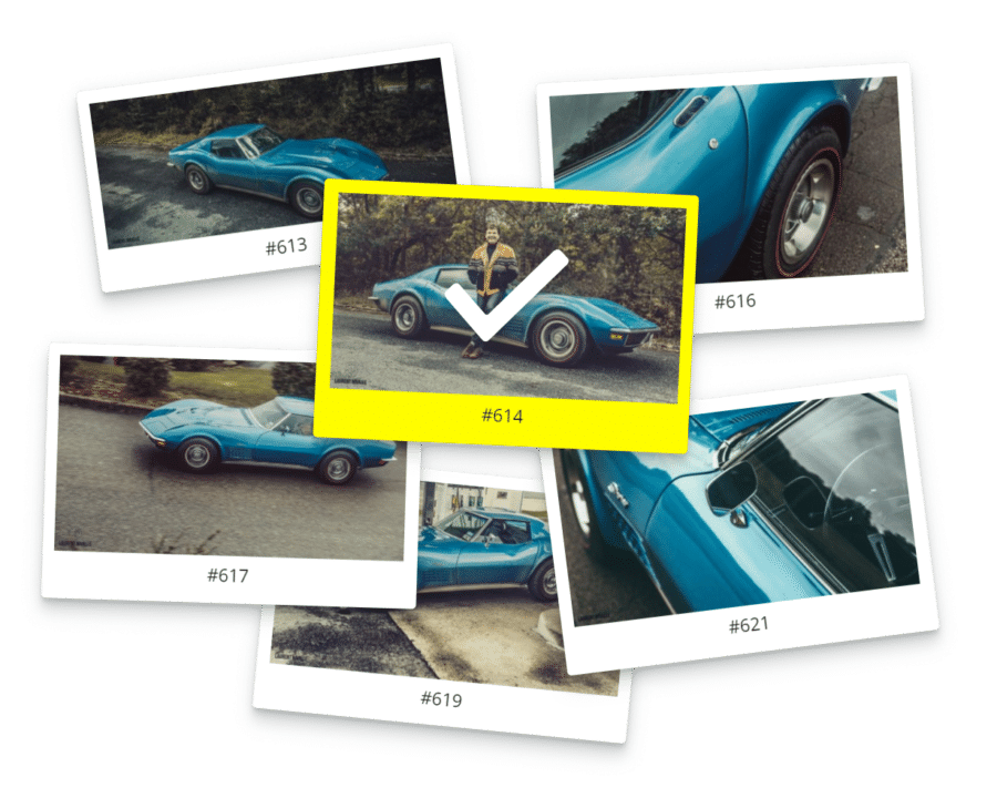 photo proofing plugin built-in this clean photography WordPress theme