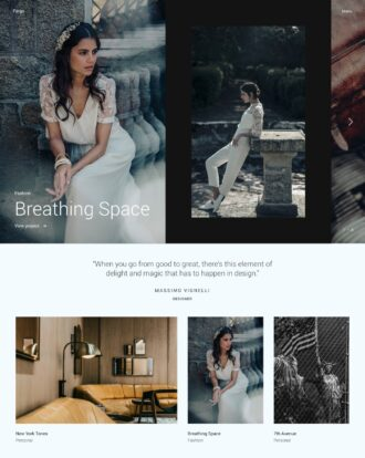 Fargo a wedding photography WordPress theme