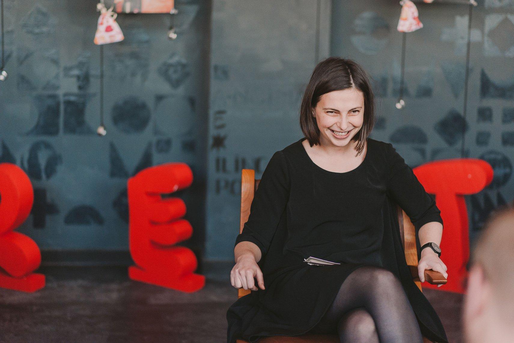 Oana Filip talks about recruitment