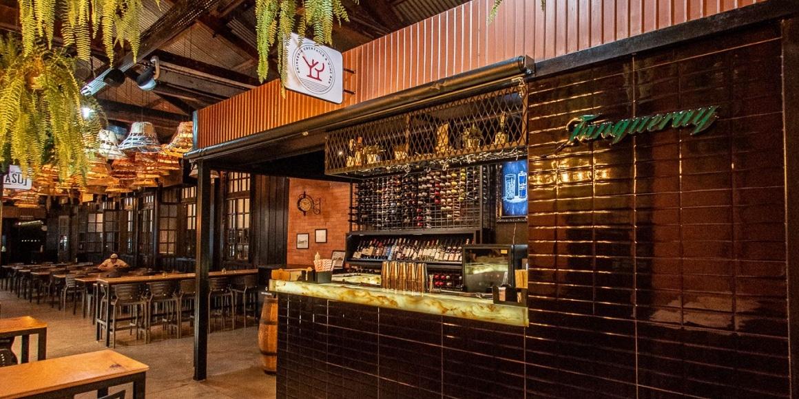 The Drinkeria spot where the magic happens